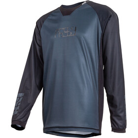 IXS Pivot 7.2 DH Jersey Men graphite/black